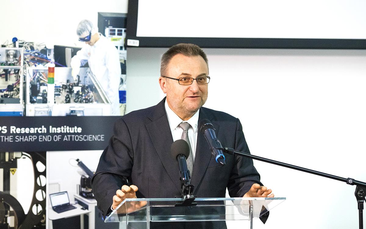 """""""Eksplos"""" generalinis direktorius Kęstutis Jasiūnas."""